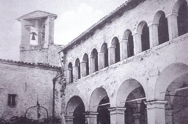 L'Abbazia di San Benedetto a Castelplanio