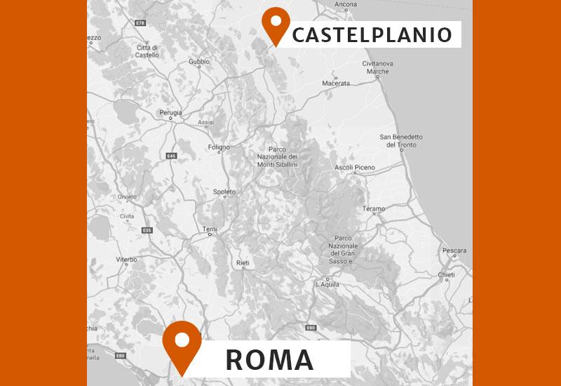 Da Castelplanio il verdicchio per Roma