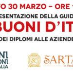Presentazione ViniBuoni d'Italia 2019