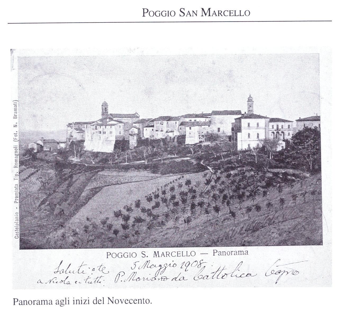 """Concert and the culture week """"Insieme d'arte per Sette giorni"""" in Poggio San Marcello"""