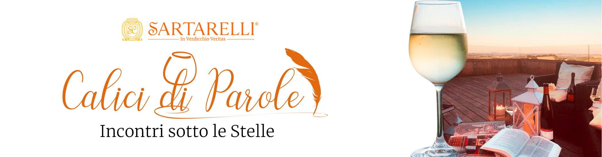 Calici di Parole – Meetings under the Stars
